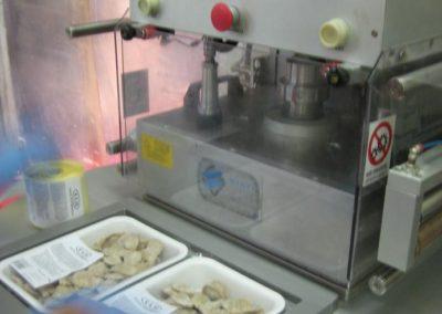 Confezionamento pasta fresca
